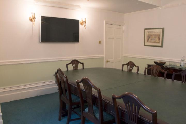 london-blackwell house-EC2V-boardroom
