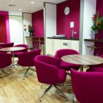 Manchester Pink Office