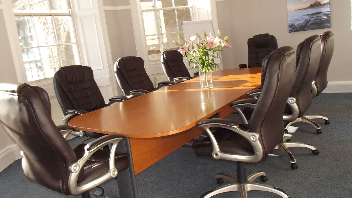 Newcastle boardroom