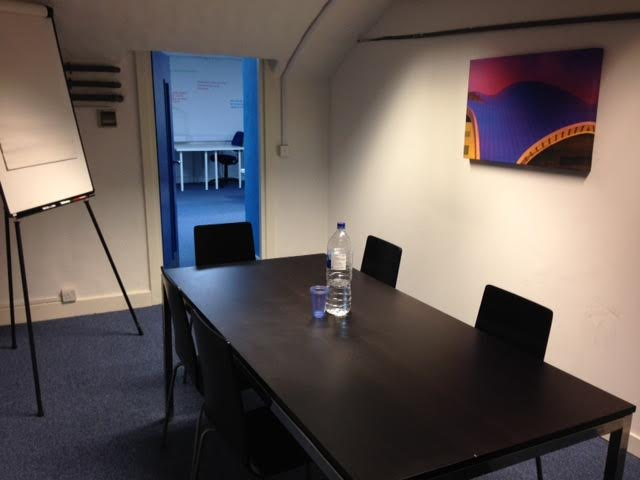 Newcastle office boardroom