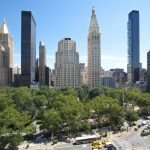 new-york-flatiron-usa-broadway-view