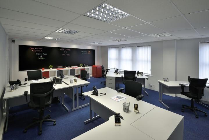 dallam coworking space